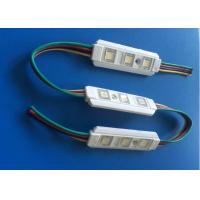 Wholesale IP68 Led Light Module 3 Led Module 70lm Ra80 RGB Multi Color OEM ODM from china suppliers