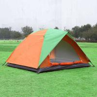 Buy cheap camping tent  wiht a wing  for 2-3  person from wholesalers