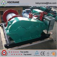 Wholesale Electric Wire Rope Winch,Electric Winch from china suppliers