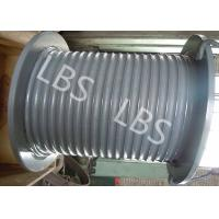 Quality Alloy Steel Lebus Grooved Drum For Oil Drilling Rig Drawworks for sale
