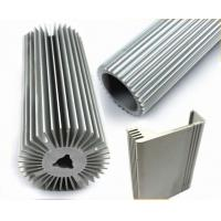 Wholesale LED Strip Aluminium Profile , Circular Heatsink Extruded Aluminium Profile from china suppliers