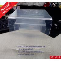 Wholesale Transparent Shoe Perspex Display Stands For Shoe Display Usage from china suppliers