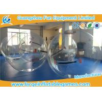 Wholesale Gaint Inflatable Water Walking Ball , Human Hamster Water Ball For Adults from china suppliers
