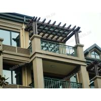 Wholesale balcony pergola design from china suppliers