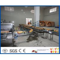Wholesale 3000-18000BPH ISO certificate  spraying tunnel sterilization and cooling for juice/tea drink sterilizer /bottler tilter from china suppliers