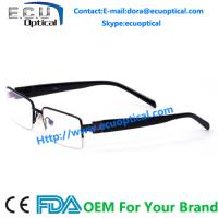 Buy cheap 2014 latest design spectacle unisex eyewear frame Combination Optical frames from wholesalers