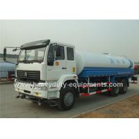 Wholesale Sinotruk Howo 6X4 Water Sprinkler truck with 12-16m Sprinkling Area from china suppliers