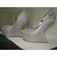 Wholesale Women Crystal High Heel Shoes Without Heels from china suppliers