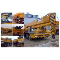 Wholesale 65T TADANO all Terrain Crane TG-650E truck crane from china suppliers