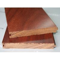 Wholesale  Real Wood Grain Registered Embossed  Solid Wood Flooring With Simplifies Installation from china suppliers
