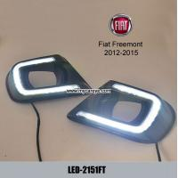 Wholesale Fiat Freemont DRL LED Daytime Running light turn signal upgrade daylight from china suppliers