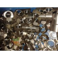 Buy cheap Brass / Copper / Bronze Machined Metal Parts Of Milling Casting for Custom-made from wholesalers