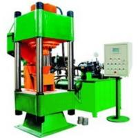 Buy cheap Briquetting machine for metal scrap from wholesalers
