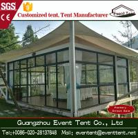 Wholesale Pvc Outdoor Exhibition / Igloo Camping Tents , 6x6m Pagoda Tent from china suppliers
