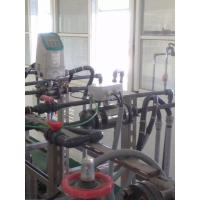 Quality DN10 Magnetic flowmeter Full SS304 PFA lining for tap water , juice , milk , coca cola , beer for sale