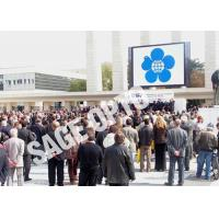 Wholesale Outdoor SMD P6 LED Video Walls Full Color Interactive Advertising LED Billboard from china suppliers