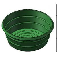 Wholesale M900  New products  polyethylene plastic Round fish water tank barrel from china suppliers