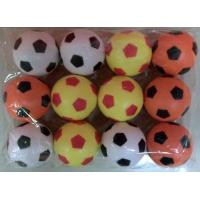 Wholesale Professional  Children's PU Small Foam Football / Sponge Foam Ball from china suppliers
