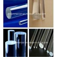 Wholesale Transparent Acrylic Rod (Initial Processing like drilling/cutting acceptable) from china suppliers
