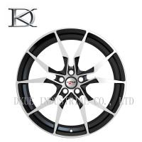 Wholesale High Profile Forged Racing Alloy Wheels 20 Inch / Black Chrome Wheels For Vehicle from china suppliers