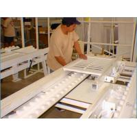 Wholesale assembly table for window shutters  with air cylider from china suppliers