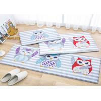 Wholesale Entrance Waterproof Dirt Retaining Kids Floor Carpets / Rugs 100% Polyester from china suppliers