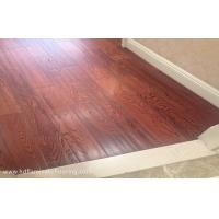 Quality Cigarette burns resistant HDF laminate flooring for Market , custom Wooden Surface floors for sale