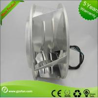 Wholesale Backward CurvedEC Centrifugal Fans Blower For Equipment Cooling CE Approved from china suppliers