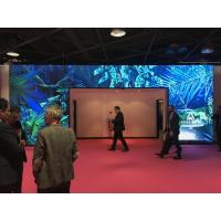 Buy cheap P4 led video wall indoor Fixed Installation led display screen CE / ROHS / FCC from wholesalers