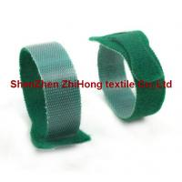 Wholesale whole  self-gripping ultra thin back to back hook and loop cable tie straps 4 from china suppliers