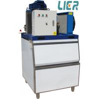 Wholesale Supermarket Water Ice Machine , Small Ice Machine Flake 200kg / Day from china suppliers