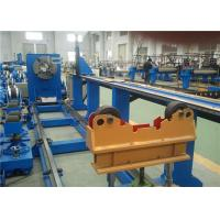 Quality Industrial Plasma CNC Pipe Cutting Machine For Mild Steel / Stainless Steel Pipe for sale