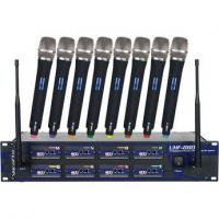 Wholesale Single Channel UHF Wireless Microphone System with Digital LED from china suppliers
