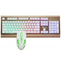 Wholesale Easy Operation Pc Gaming Keyboard And Mouse Set Water Resistant Design from china suppliers