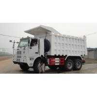 Wholesale 371HP SINOTRUCK HOWO 70 tons mining dump truck , parabolic leaf spring Tipper Dump Truck from china suppliers