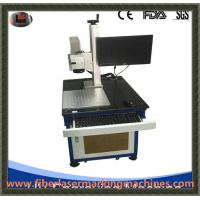 Wholesale Easy Operation UV Laser Marking Machine Shock Resistance 110*110mm from china suppliers
