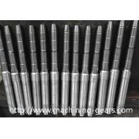 Wholesale Auto Spare Parts Aluminum Motor CNC Machined Shaft Galvanized Surface Treatment from china suppliers