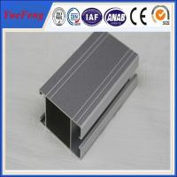 Wholesale double sliding door window aluminum profiles from china suppliers