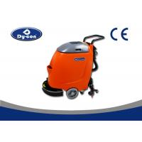 Wholesale Hand Push Compact Floor Scrubber Machine , Automatic Floor Mopping Machine from china suppliers