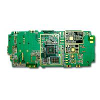Wholesale Custom multilayer circuit board prototype , FR4 TG180 PCB White screen from china suppliers