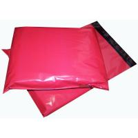 Wholesale Red 14'' X 6.5'' Printed Heavy Duty Plastic Polythene Mailing Bags Biodegradable from china suppliers