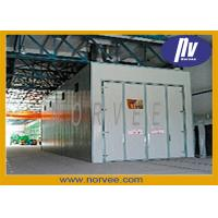 Wholesale OEM Electric Manual Steel Shot Sandblasting Room For Iron Rust Remover from china suppliers
