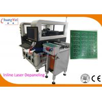 Wholesale PCB 355nm Laser Depaneling Machine For SMT Production Line 110V / 220V from china suppliers