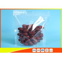 Buy cheap Clear Reclosable Stand Up Ziplock Bags Plastic Seal Zip Lock Bags Poly Bag from wholesalers