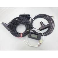 Wholesale TPMS up to 22 wheels tire pressure monitoring system build in sensors from china suppliers