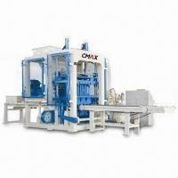 Wholesale Simple Automatic and Semi-Automatic Concrete Block Making Machine, Can Make Cement/Hollow Blocks from china suppliers