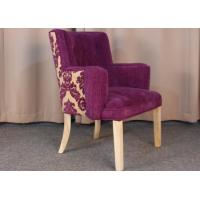 Wholesale Classic Modern Fabric Armchairs For Living Room With Solid Oak Wood from china suppliers