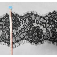 Wholesale Flower Eyelash Lace Trim for lingerie bedding and home textile from china suppliers