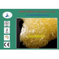 Wholesale Light Yellow Crystalline Pharmaceutical Intermediate 99% Cannabidiol CAS 13956-29-1 from china suppliers