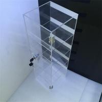 Wholesale High Quality Transparent Acrylic USB charger accessory display from china suppliers